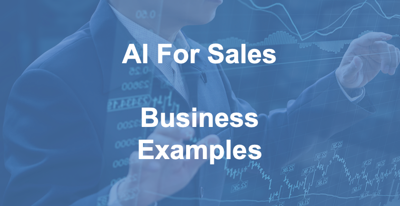 AIForSales Business Examples