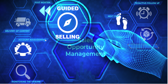 Best Practices for B2B Sales - Guided Selling